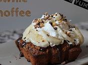Brownie Banoffee pour retour chocolaté.