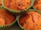 Muffins mimolette Tomacoulis basilic.