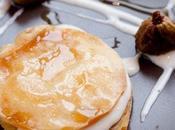 Millefeuille crème d'amande figues