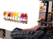 Shoot-studio nouvelles bouteilles vitaminwater...