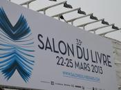 [Evenement] Inauguration Salon Livre Paris 2013
