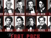 Frat Pack, petite mafia comédie américaine.