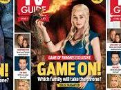 Game Thrones, season nouvelle série photos, Guide