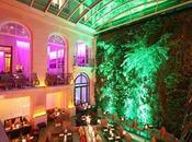 Addresses bar-lounge Pershing Hall Pierre Charron Paris