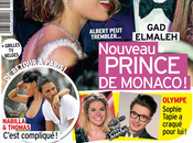 Anges dans magasine Public Nabilla, Thomas, Fabrice, Mike