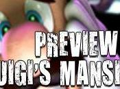 [PREVIEW] Luigi's Mansion Event Manoir Paris