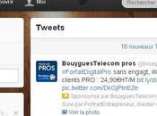 Bouygues Télécom Pros: tweet sponsorisé et…..fail