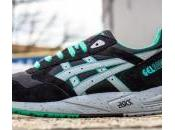 Asics Saga Black Mint
