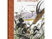 livre semaine: enfants l'antilope Souleymane Mbodj