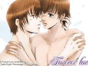 """Preview couverture """"Forever love"""", recueil nouvelles illustrées"""