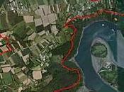 Presqu'île Crozon, Tour Landévennec