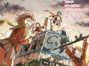 Chara Design l'anime Stella JoGakuin C3-Bu, révélé