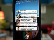 Facebook Home launcher disponible pour certains terminaux