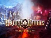 Order Chaos Online iPhone iPad, grosse programme...
