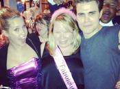 Vampire Diaries Wrap Party