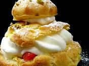 Eclairs choux gariguettes chantilly