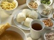 petit déjeuner chinois Café Paix