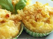 Muffins macaroni fromage