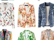 Trends prints blazers
