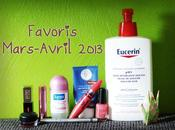 Favoris Mars-Avril YSL, MAC, KIKO, LIERAC....)