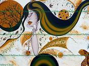 exposition peintures hélène CLOUA. palette 2013