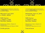 #ModeMTL bouge. @MontrealCouture @CDECCSPMR organisent Salon producteurs mode Montreal
