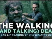 Walking talking Dead parodie anglais)