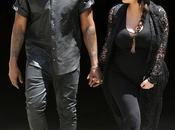Kanye West Kardashian Angeles 10.05.2013
