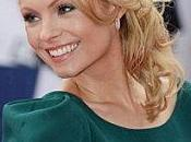 Myanna Buring British Academy Television Awards 2013