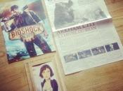[Press Kit] Articles Promotionnels Batman Arkham City BioShock Infinite