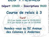 Dimanche 2013 à Andernos (33) heures vtt, relais, équipe