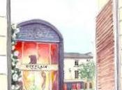 Invitation parfumée boutique diptyque Cour Senteurs