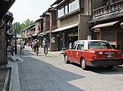 Japan tour arrivée Kyoto