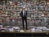 #ArtMTL Garnissez votre bibliothèque comme @KarlLagerfeld grâce marché livres @_BAnQ