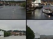Inondations 2013: Lundi soir