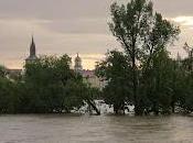 Inondations 2013: Mardi matin moins