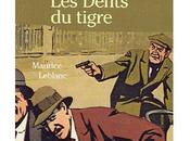Lupin dents tigre