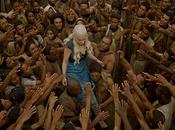 Critiques Séries Game Thrones. Saison Episode Mhysa.
