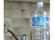 L'eau bouteille, ressource coûte cher l'environnement