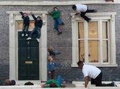 maison vertige, l'incroyable illusion d'optique Leandro Erlich