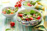 Salade composée épinards chèvre Kcal)