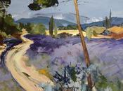 Atelier-Galerie KEEPING Rousset Vignes Drôme Provencale