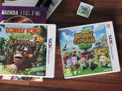 vidéo semaine Donkey Kong Country Returns Animal Crossing Leaf (3DS)