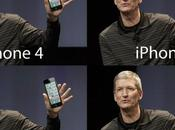 iPhone écran pouces finalement