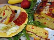 Cake maïs l'ibérique, pour Culinoversion