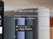 BookWeather, l'application vous permet partager lectures