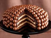 Incroyable gâteau Maltesers