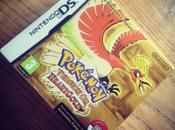 [Archives Illustrées] bases Pokemon Version Heartgold (3DS)