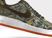 NIKEiD Force Premium Option RealTree Camo