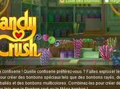 Candy crush, succès l'année